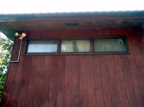 Before - Slider Windows