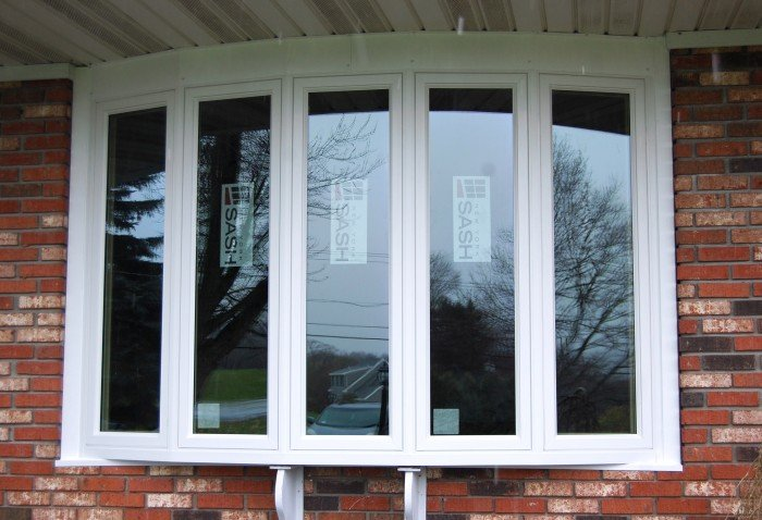 After - Customer Bow Window