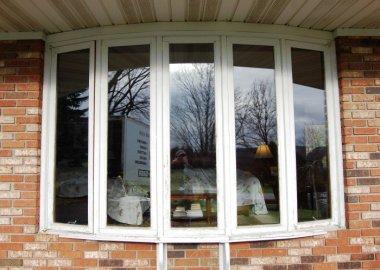 Before - Customer Bow Window