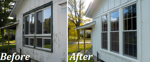Windows before and after 2