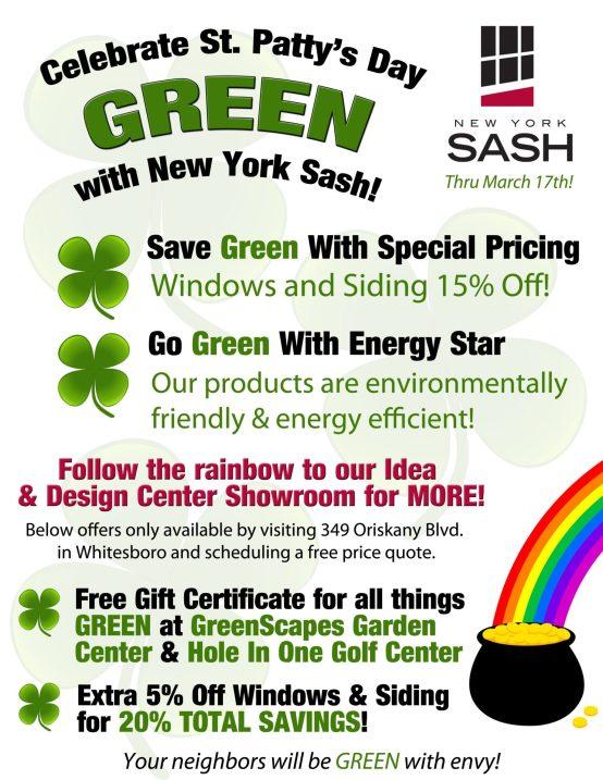 go green promo 2014f