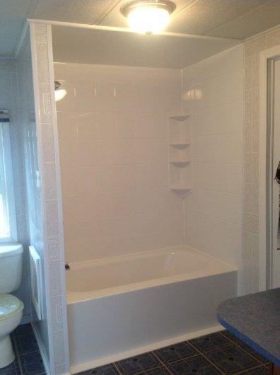 Open Bathrub - After
