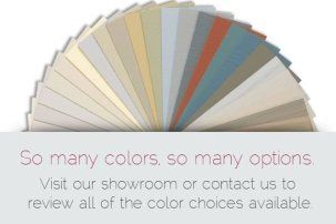 vertical vinyl siding colors