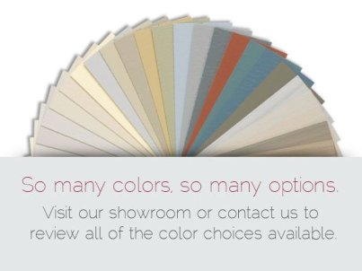 insulated vinyl siding colors