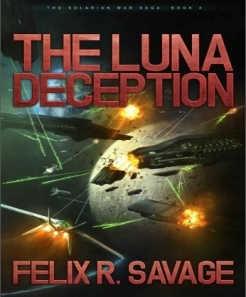 Luna Deception book cover