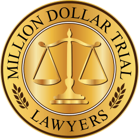 Million Dollar Trial Lawyers™ logo