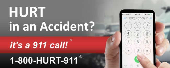 Accident? Call NY Accident Lawyers at 1-800-HURT-911®