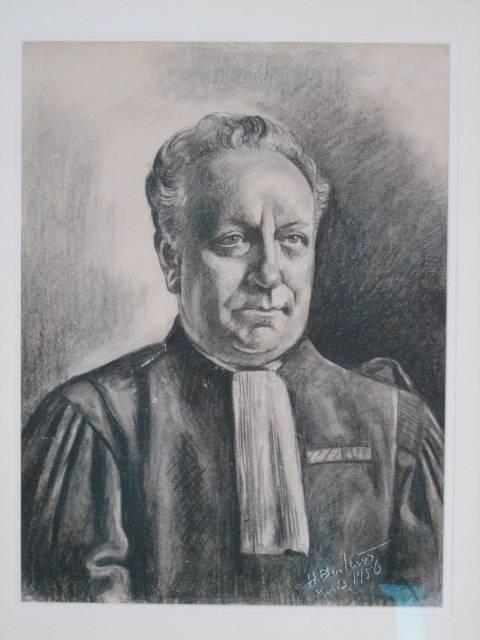 Famous Defense Attorney Isidore Franckel