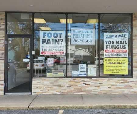 Photo of 1-800-HURT-911 Freeport office storefront