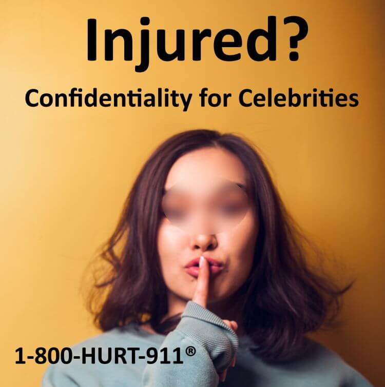 confidentiality for celebrities