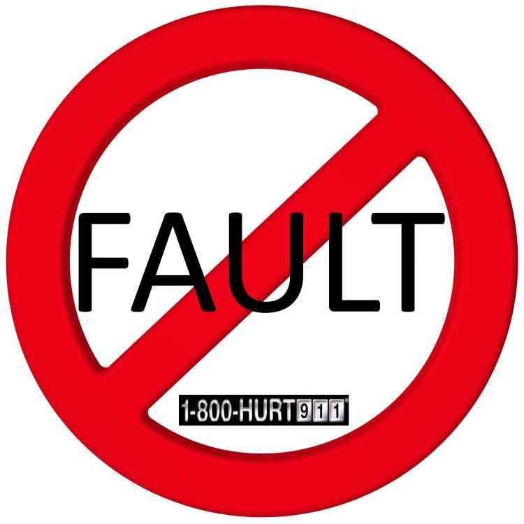 No-Fault Insurance symbol