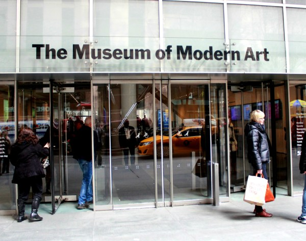 New York MoMA Museum Modern Art