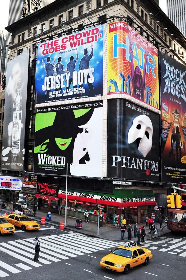 Broadway Week Begins February 17 In Nyc York