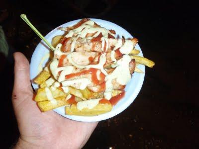S Amer fries