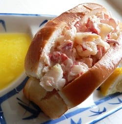 Steuben's Lobster Roll