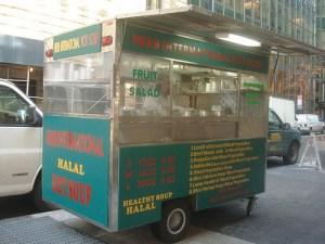 Herb Intl Soup Cart