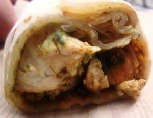 Kati Roll - chicken