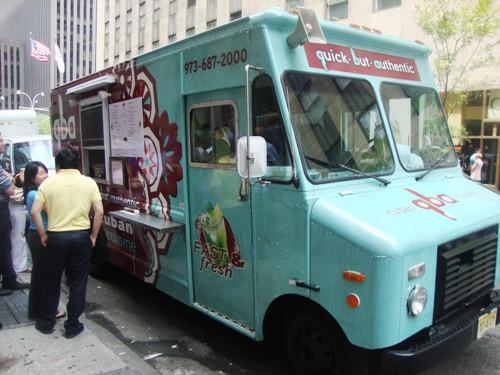QBA Cuban Truck
