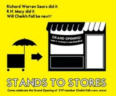 STAND TO STORE