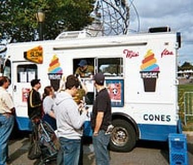 Big Gay Ice Cream Truck at the 2009 Vendys