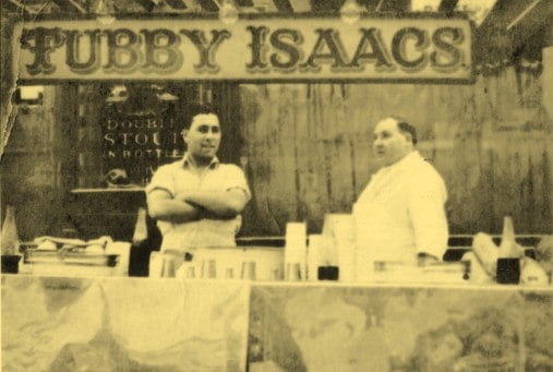 Tubby Isaacs Jellied Eels (since 1919)