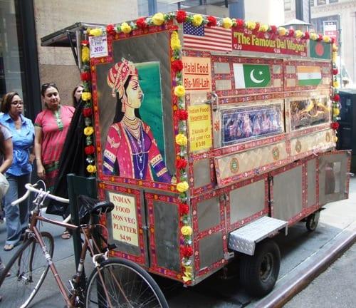 Famous Dal Wagon (32nd & Park)