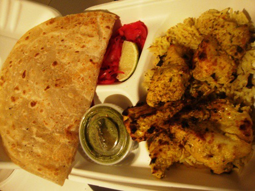 chicken achari kebab