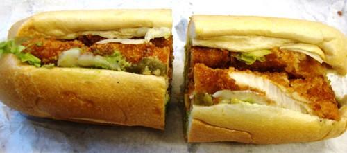 sandwich used