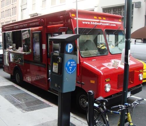 Eddie's Pizza Truck