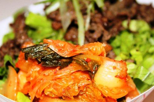 kimchi truck kimchi