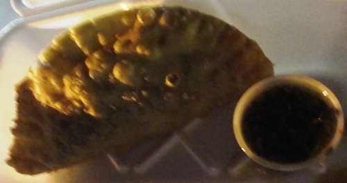 Chef Che empanada