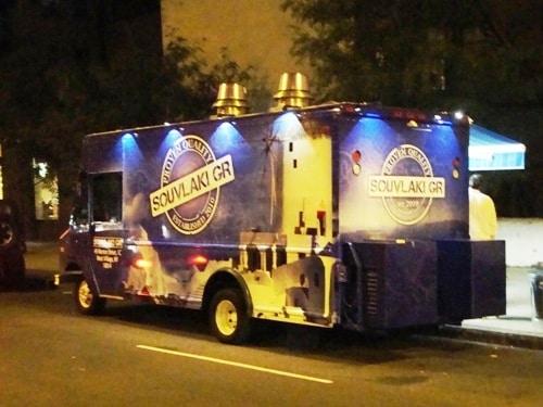 Souvlaki GR truck