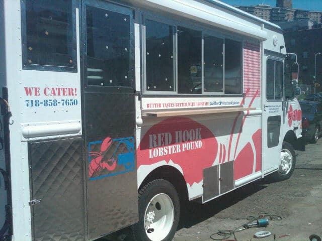 Long Lines Food Trucks New York