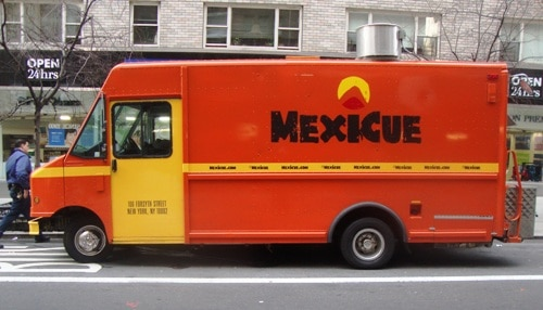 TACO & SLIDER SPECIALS FROM MEXICUE - New York Street Food