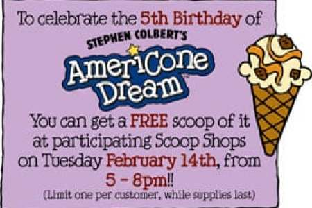 Get Free Ben Jerry S Americone Dream From 5 8pm Today New York Street Food ♥︎ review ben & jerry's americone dream® vanilla ice cream with fudge covered waffle cone pieces & a caramel swirl beschreibung: americone dream from 5 8pm today
