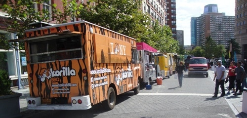 New Jersey Food Trucks For Hire