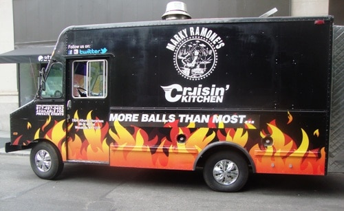 Wurst Kitchen Food Truck