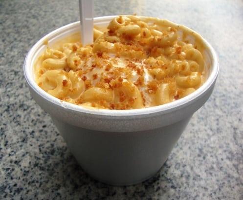 Mac Truck Food Truck Nyc