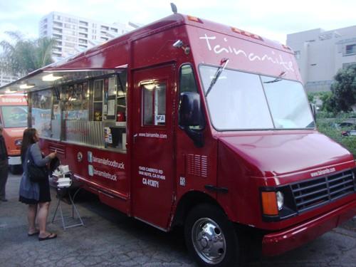 Tainamite Food Truck Menu