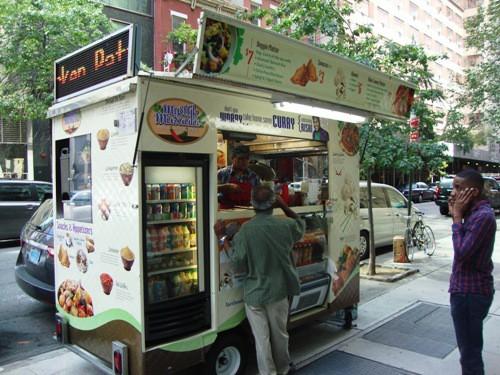 Lunch Menu 54th Street