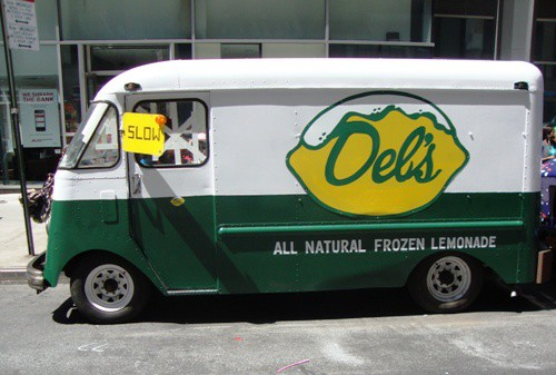 Del's New Truck (credit: NYSF)