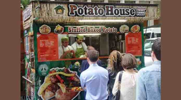 Potato House