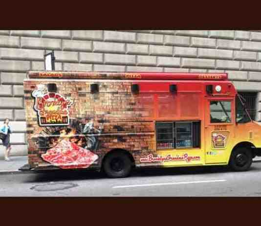 Brooklyns Grandma Pizza