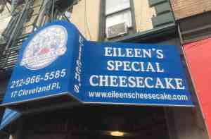 Eileen's Special Cheesecake