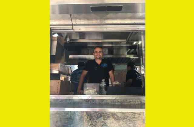 Greek Food truck