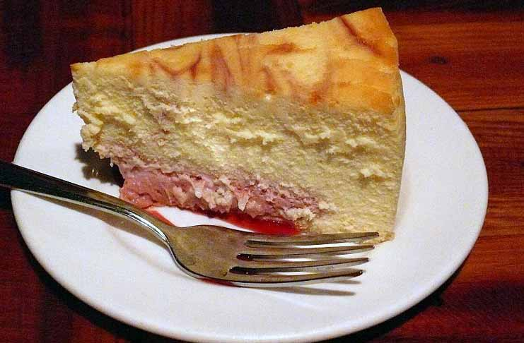 The NY Cheesecake: A little History and a Yummy Recipe - New York ...
