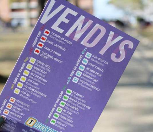 vendy awards