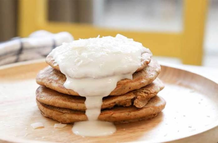Protein Powder Pancake