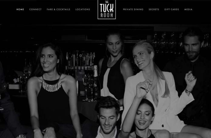 the tuck room