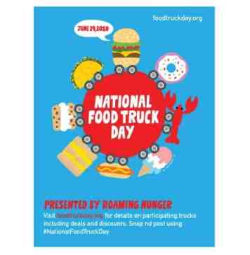 national food truck day